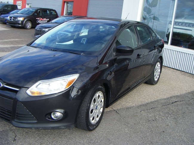 2012 Ford Focus 2012 Ford Focus - 4dr Sdn SE