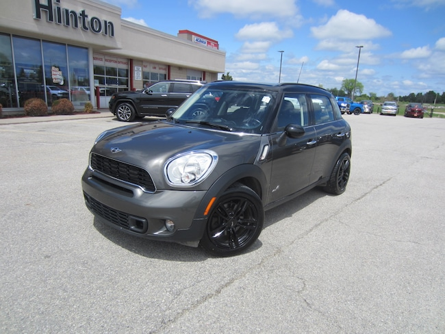 2011 MINI Cooper S Countryman Base SUV