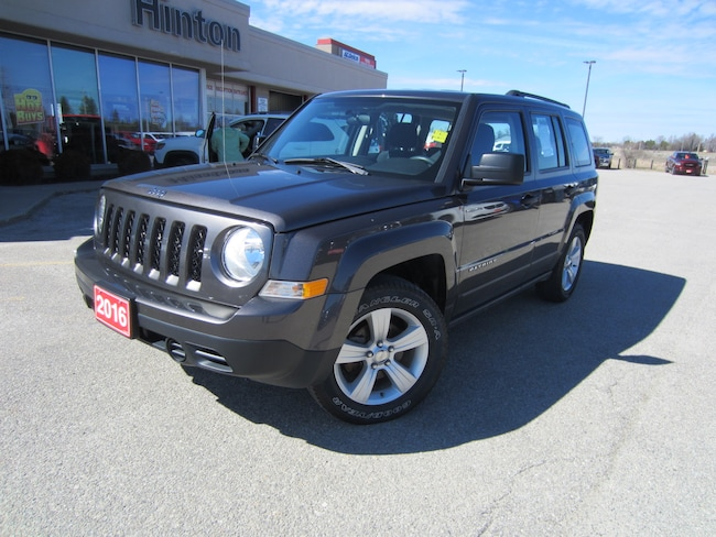2016 Jeep Patriot Sport/North SUV