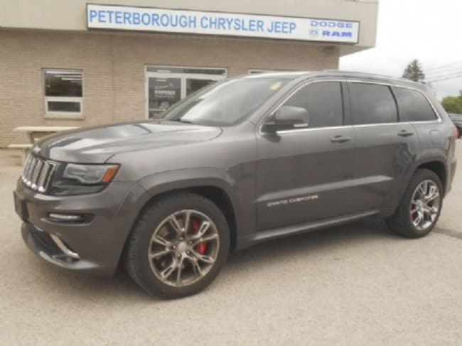 used 2014 jeep grand cherokee srt8 for sale | peterborough on