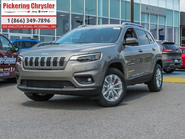 2019 Jeep New Cherokee 4X4 H-TED SEATS ALLOY WHEELS PUSH START REMOTE STA SUV