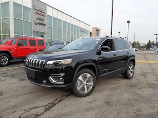 2021 Jeep Cherokee NAVI LEATHER PANO ROOF TOW PKG 4x4