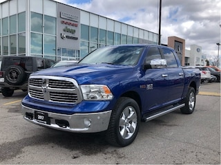 2017 Ram 1500 Big Horn - 20S/ECO Diesel/Rear CAM/Heated Seats Crew Cab