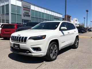 2019 Jeep Cherokee Overland - Apple Carplay/Leather/Adaptive Cruise SUV