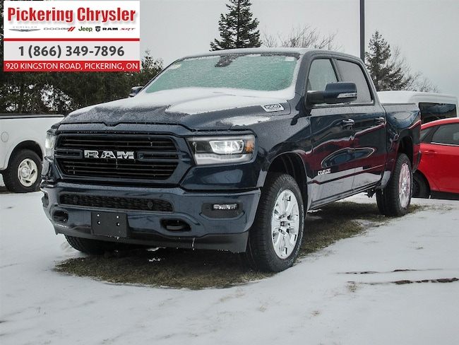 2019 Ram All-New 1500 SPORT APPEARANCE 20' WLS LEVEL 2 EQUIP HTD SEATS  Truck Crew Cab