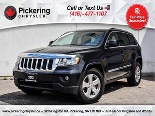 2013 Jeep Grand Cherokee Laredo - Bluetooth/Alloys/Remote Start/4WD SUV
