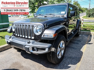 2019 Jeep Wrangler Unlimited Sahara SUV