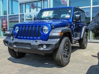 2018 Jeep All-New Wrangler ALL NEW WRANGLER 2 DOOR BLACK WHEELS V6 BLUETOOTH SUV