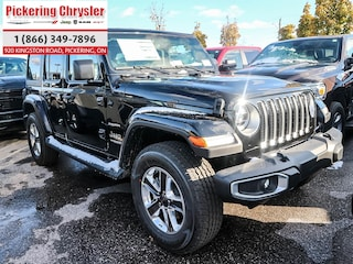 2020 Jeep Wrangler NAVI LEATHER COLD WEATHER GROUP SAFETY TEC, HEATED SUV