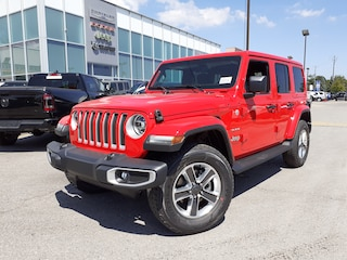 2020 Jeep Wrangler BODY COLOR TOP NAVI LEATHER COLD WEATHER LED LIGHTS SUV