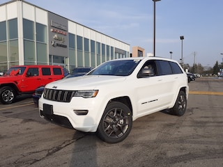2021 Jeep Grand Cherokee 80TH EDITION LIMITED PANOROOF NAVI TOW GROUP 4x4