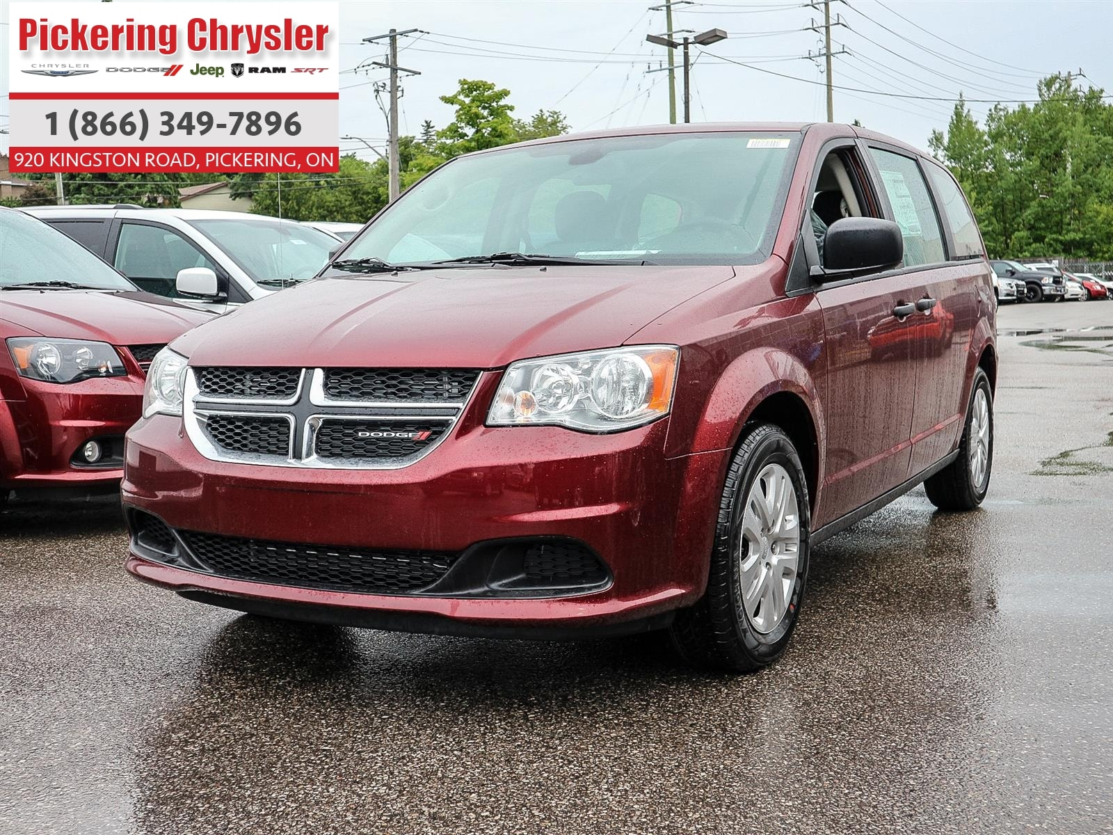 2019 Dodge Grand Caravan REAR CAMERA AIR CONDITIONG 3RD ROW STOW AND GO Van