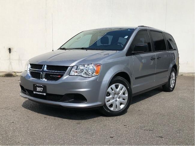 2017 Dodge Grand Caravan CVP - AC/Stow-AND-GO/Bluetooth