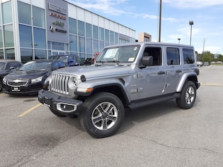 2020 Jeep Wrangler NAVI LEATHER BODY COLOR TOP SAFETY GROUP SUV