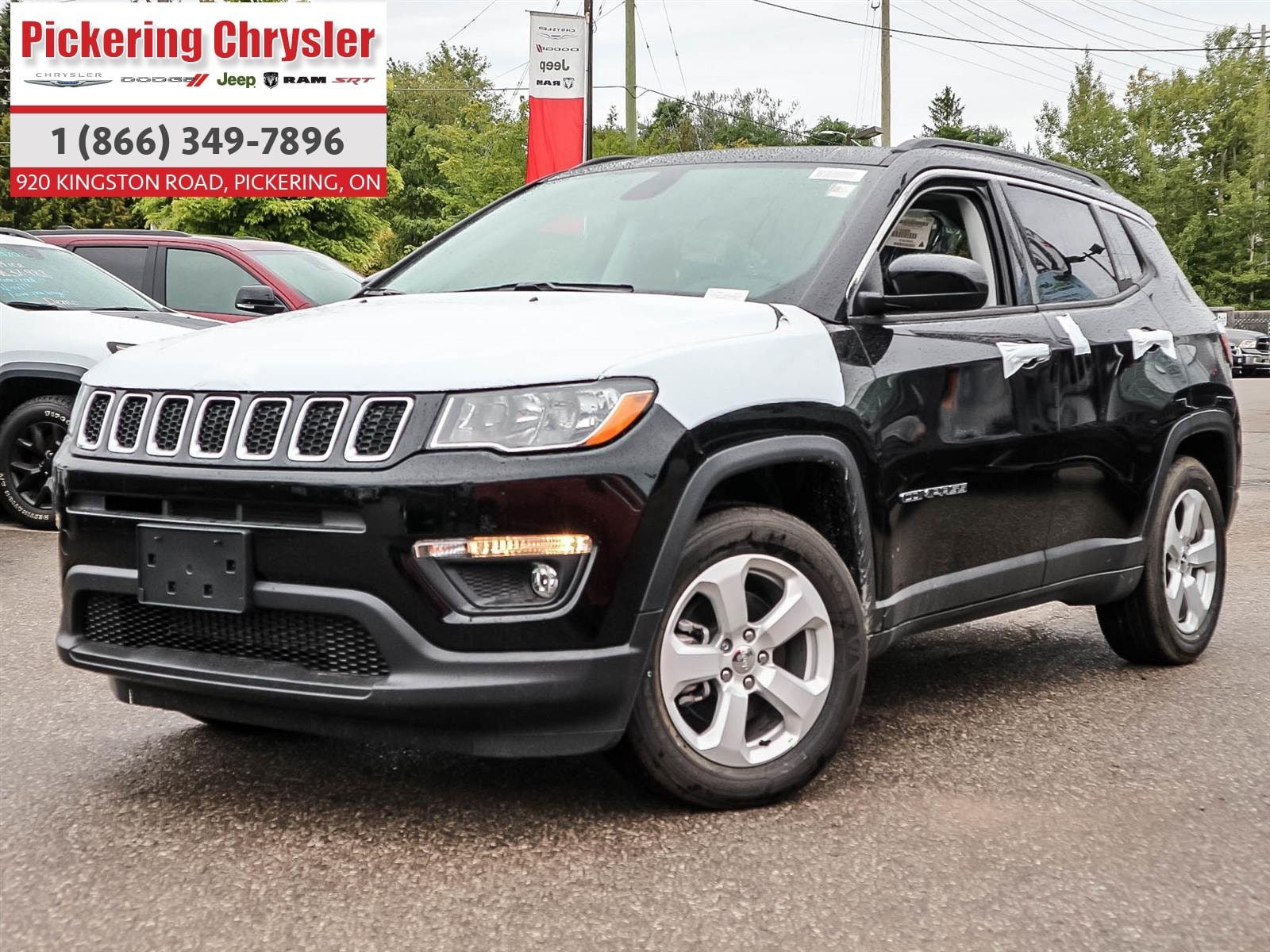 2019 Jeep Compass NAVI PANORAMIC ROOF COLD WEATHER GROUP SUV