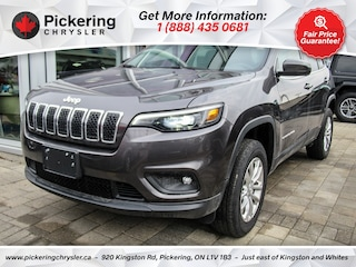 2019 Jeep New Cherokee 4X4 TOW PKG PUSH START PWR LIFTGATE SUV