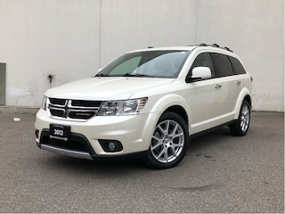 2013 Dodge Journey R/T - Leather/NAV/AWD/Heated Seats SUV