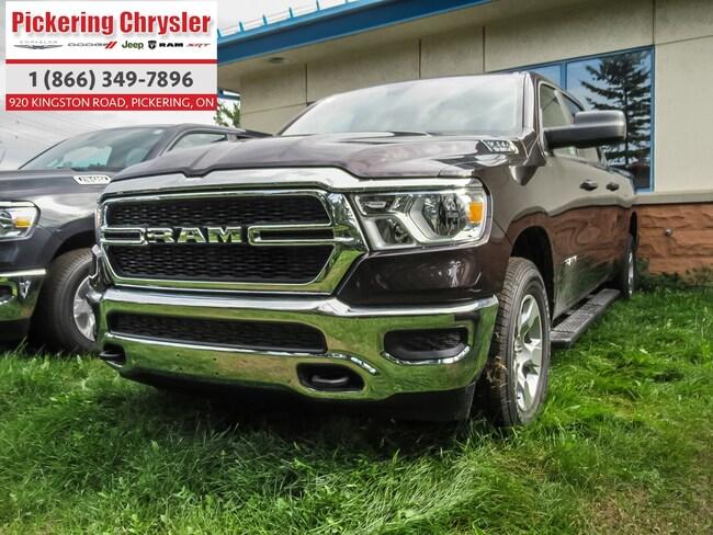 2019 Ram All-New 1500 CREW CAB 4X4 NEW DESIGN REAR CAMERA 5
