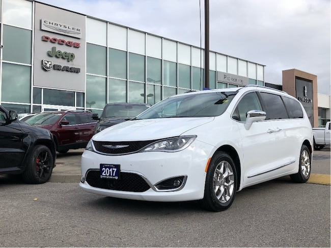 2017 Chrysler Pacifica Loaded Limited, Wholesale Priced TO Sell !