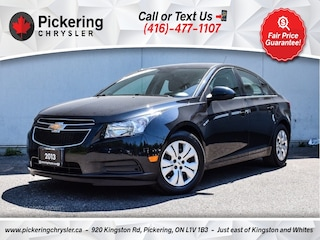 2013 Chevrolet Cruze LT Turbo - Power Windows & Locks/AC/Bluetooth Sedan