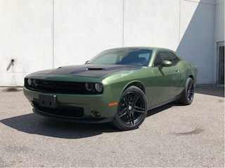 2018 Dodge Challenger ALL WHEEL DRIVE 8.4 RADIO REAR CAM BLACK WHEELS Coupe