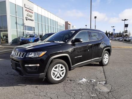 2021 Jeep Compass HEATED SEATS HEATED WHEEL REAR CAMERA Front-wheel Drive