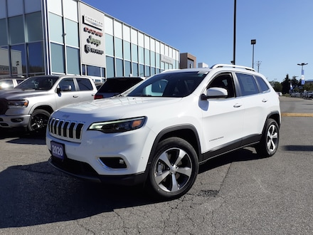 2020 Jeep Cherokee PANO ROOF TRAILER TOW TECH GROUP SAFETY TECH SUV