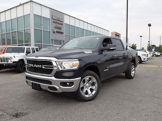2020 Ram 1500 NAVI PANOROOF V6 4X4 HEATED SEATS & WHEEL Truck Crew Cab