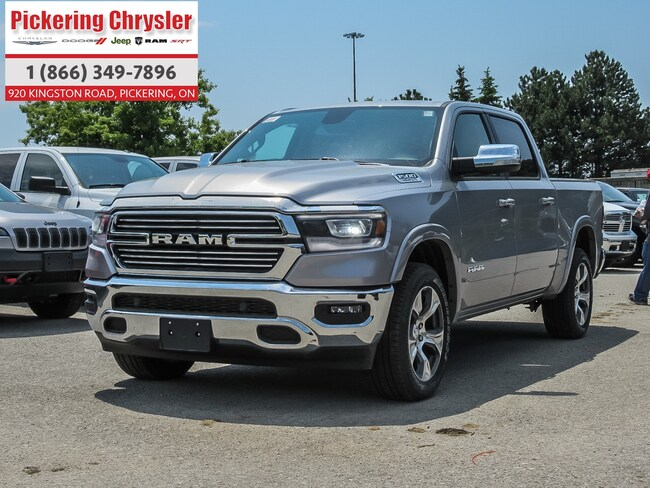 2019 Ram All-New 1500 4X4 APPLE CARPLAY HEATED FRONT SEATS, VENTILATED F Truck Crew Cab
