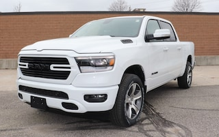 2020 Ram 1500 NAVI LEVEL 2 EQUIPMENT REAR CAM CREW CAB Truck Crew Cab