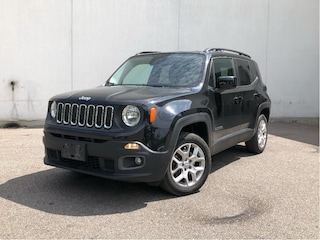 2015 Jeep Renegade 4X4 HEATED STEERING WHEEL REAR CAMERA SUV