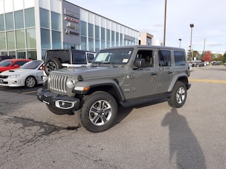 2021 Jeep Wrangler BODYCOLOR TOP NAVI LEATHER SAFETY GROUP SUV