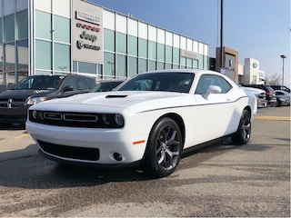 2018 Dodge Challenger PWR SUNROOF LEATHER 20
