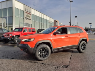 2021 Jeep Cherokee NAVI LEATHER TOW PKG SUN AND SOUND GROUP 4x4