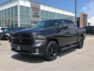 2015 Ram 1500 Express - Blacked OUT/20S/Rear CAM/Hitch Crew Cab