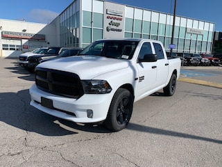 2020 Ram 1500 Classic EXPRESS H-TED SEATS & WHEEL REAR CAM BLACK WHEELS Truck Crew Cab