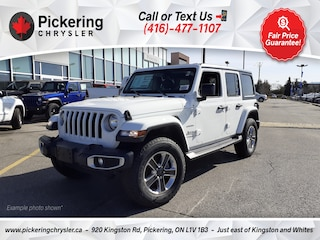 2020 Jeep Wrangler NAVI DUAL TOPS LEATHER SAFETY TEC GROUP SUV