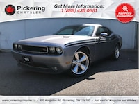 2013 Dodge Challenger Coupe