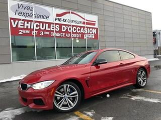 2014 BMW 435i xDrive Coupé