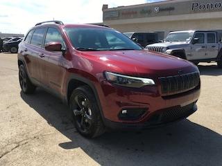 2020 Jeep Cherokee Altitude Altitude 4x4