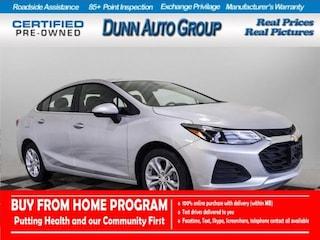 2019 Chevrolet Cruze LT   Remote Start   Heated Seats Sedan