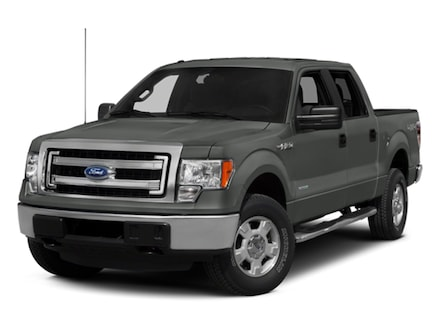 2014 Ford F-150 FX4 Crew 4x4   Bluetooth   Heated Leather Truck