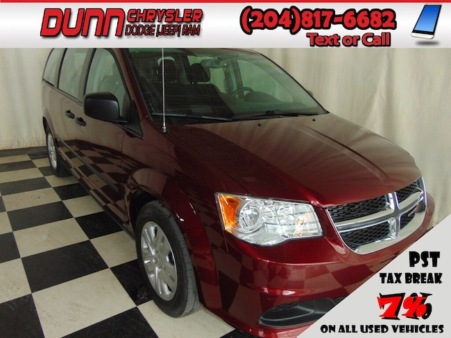2017 Dodge Grand Caravan * SE Canada Value Package * Bluetooth *