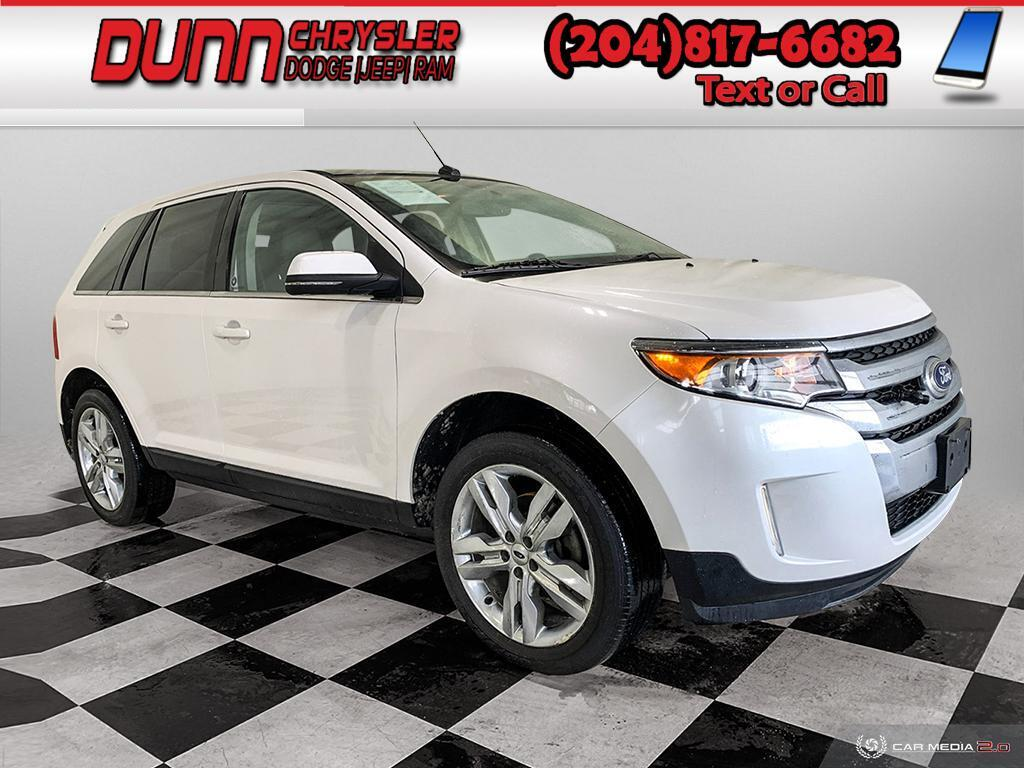 2013 Ford Edge * Limited AWD * Leather * NAV *