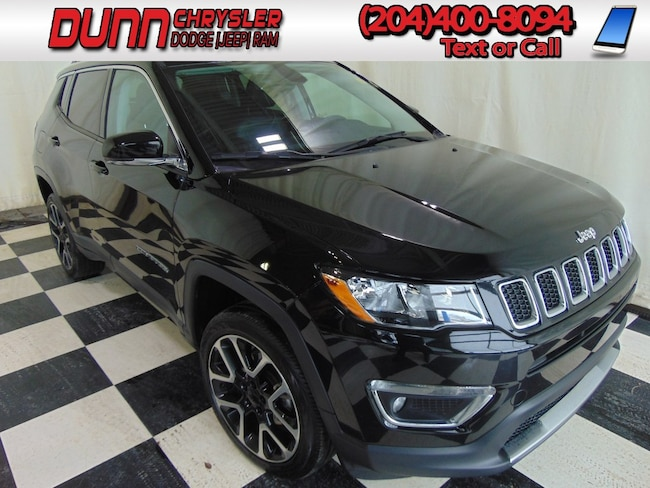 2017 Jeep Compass * Limited 4X4 * NAV * Power Liftgate * SUV