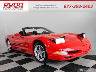 2004 Chevrolet Corvette Leather Seating   Accident Free Convertible