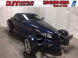 2001 Chrysler Prowler Mulholland Edition * Painted Bumpers * Convertible