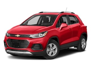 2017 Chevrolet Trax LT AWD   Remote Start   Backup Camera