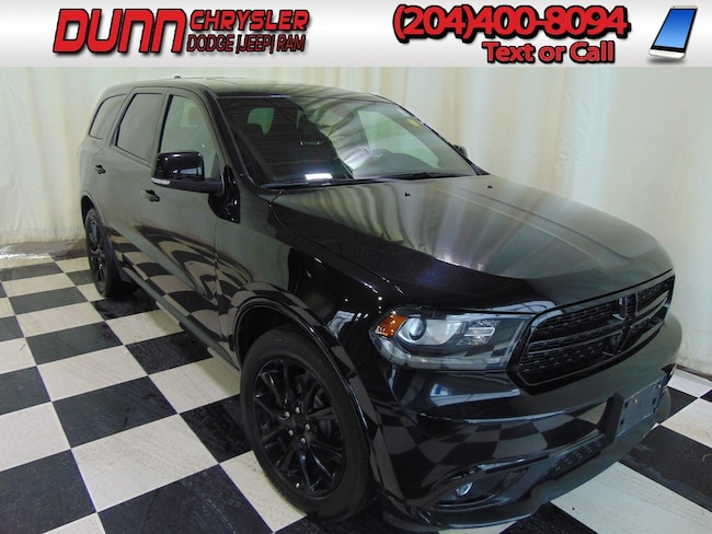 2017 Dodge Durango * R/T All Wheel Drive * Sunroof * SUV