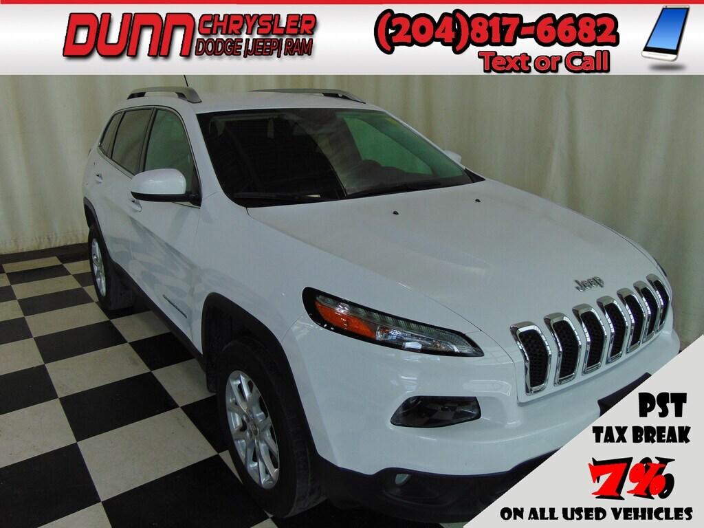 2015 Jeep Cherokee North 4x4 * Bluetooth * Backup CAM * SUV